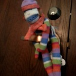 Izzy the Sock Monkey