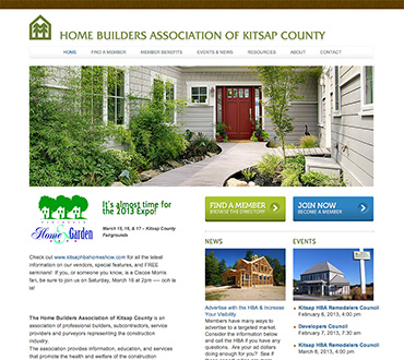 Home Builders Association Kitsap County