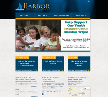 harbor covenant church