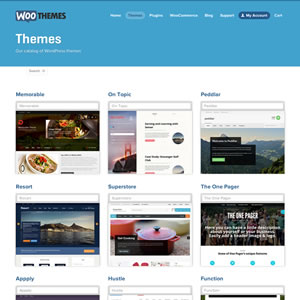 Commercial WordPress Themes at WooThemes